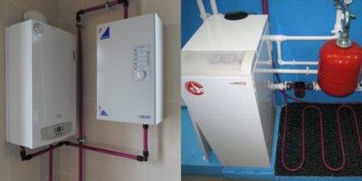 Что такое двухконтурный газовый котел?