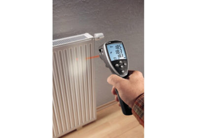 Как измерить влажность воздуха в квартире с помощью градусника?