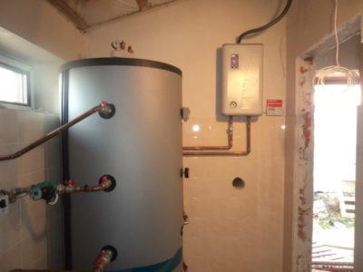 Что такое турбированный газовый котел?