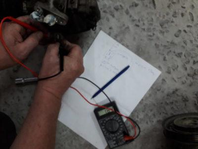 Как проверить катушку кондиционера?