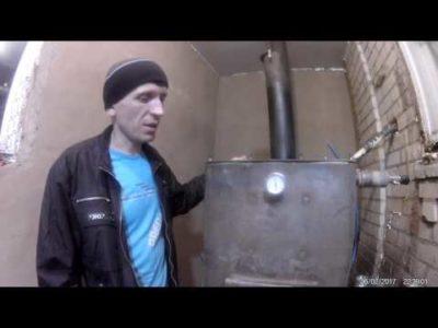 Как правильно топить печь углем?