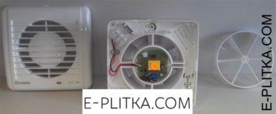Как подключить вентилятор с таймером в туалете?