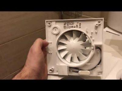 Как подключить вентилятор в ванной и туалете одновременно?